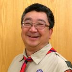 Andrew Cheng, Troop 175 Assistant Scoutmaster