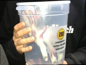 zomboree trophy