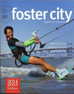 living!LOCAL City Guide 2014-15 Cover